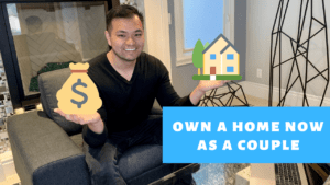 How to save money as a couple to buy a home together