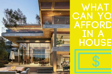 Afford a home in your budget