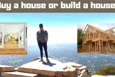 buy or build a home