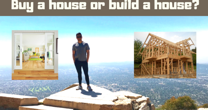 Buying a Home or Building a Home? (VIDEO)